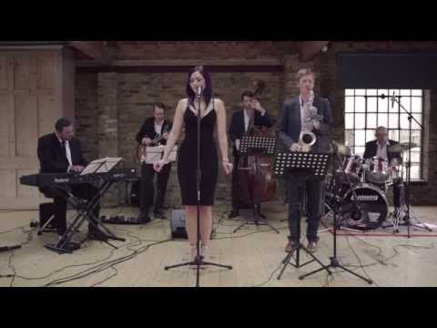 "Wedding Jazz Band Hire - The Swingin' Times performs ""My Baby Just Cares For Me"" by Nina Simone"