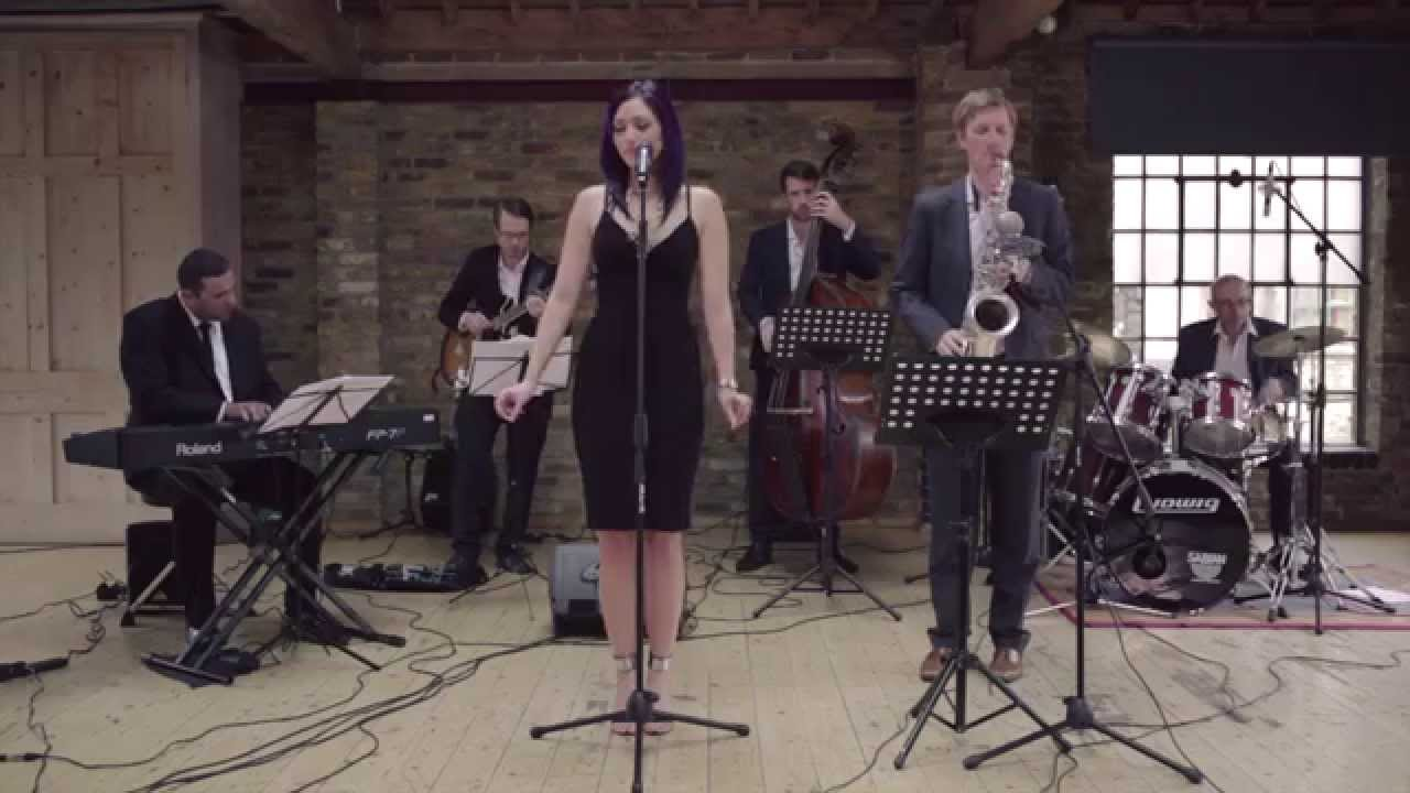Wedding Jazz Band Hire The Swingin Times Performs My Baby Just Cares For Me By Nina Simone You