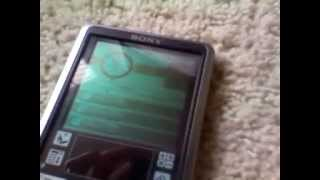 Sony Clie PEGSL10 Palm OS PDA review