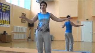 Уроки восточных танцев для начинающих. Качалка