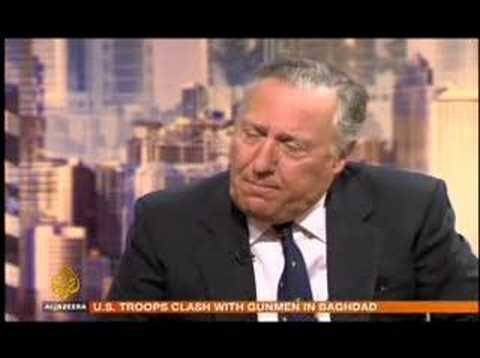David Frost interviews Frederick Forsyth on Al-Jazeera