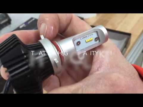 BPS Lighting G7 Philips LED Headlight Conversion Kit Installation Tutorial
