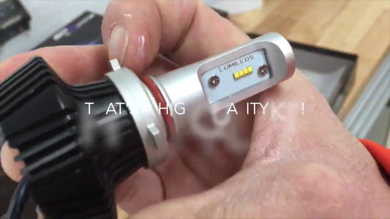 BPS Lighting G7 Philips LED Headlight Conversion Kit Installation ...