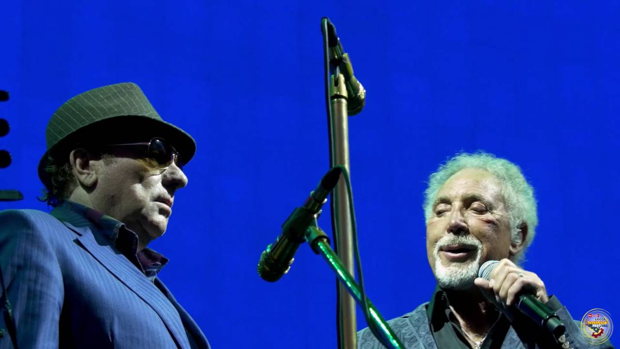 Lucca Summer Festival 2016 - Van Morrison & Tom Jones ...