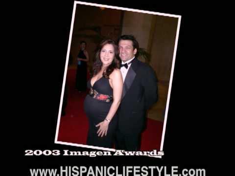 Maria CanalsBarrera and Husband David Barrera