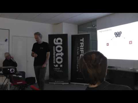 London Erlang User Group - RabbitMQ and multi-protocol messaging: Brett Cameron & Eric Newcomer