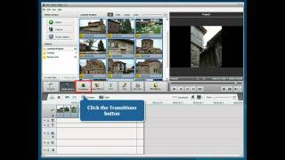How to create a photo slideshow using AVS Video Editor?