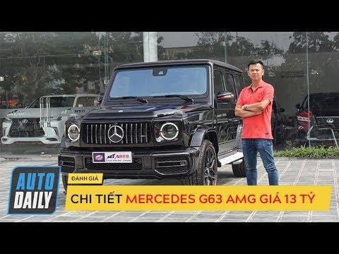 Chi tiết MERCEDES G63 AMG 2019: HÀNG KHỦNG giá 13 tỷ |AUTODAILY.VN|