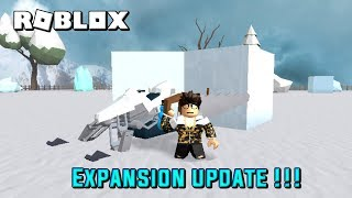 ROBLOX SNOW SHOVELING SIMULATOR NEW EXPANSION UPDATE