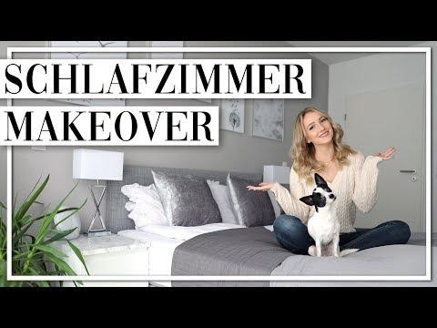 SCHLAFZIMMER MAKEOVER - Mit Wenig große Veränderungen schaffen! TheBeauty2go