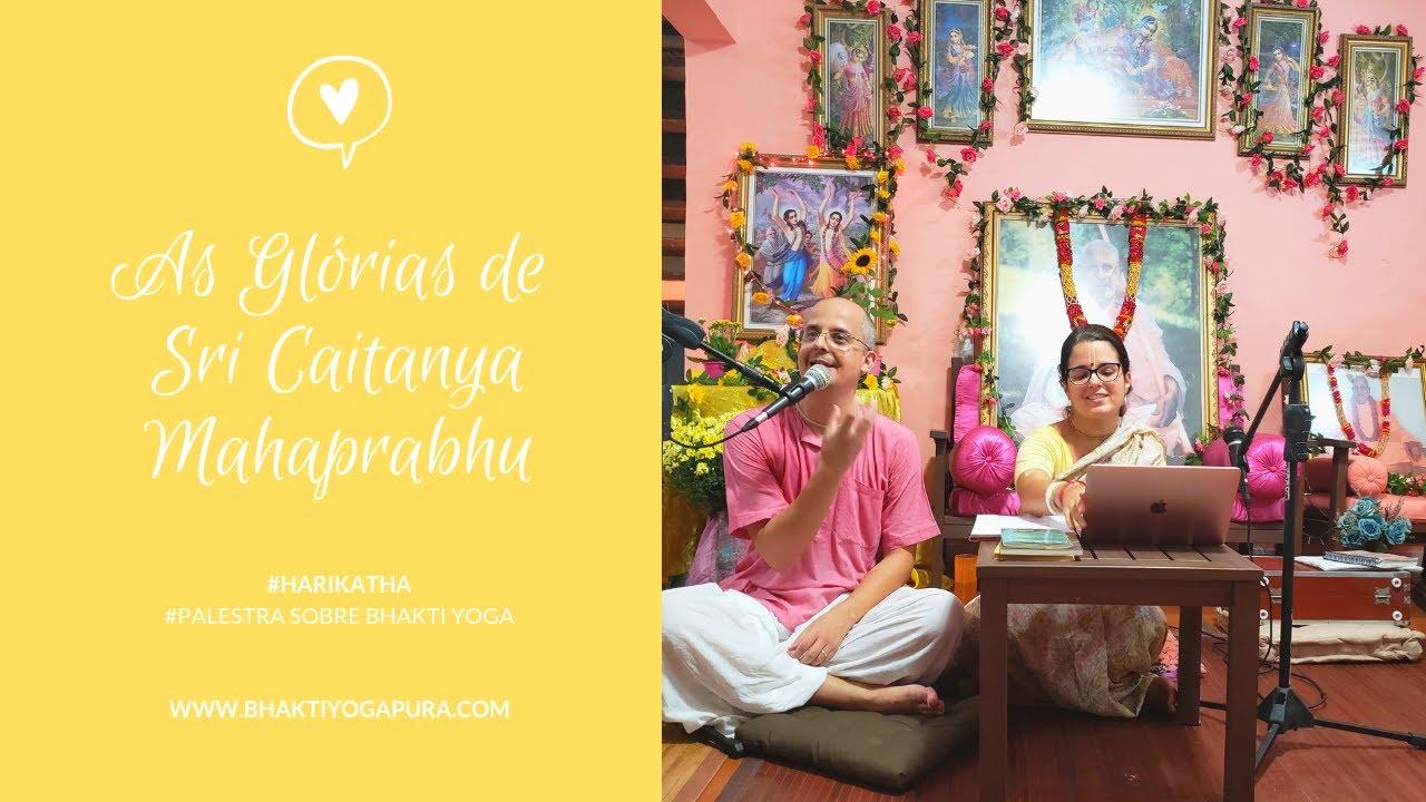 Download Bhakti Yoga: As Glórias de Sri Caitanya Mahaprabhu (Avatar de Kali-yuga)