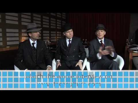Gotan Project interview - Philippe Cohen Solal, Eduardo Makaroff and Christoph H. Müller (part 1)