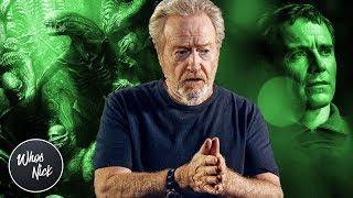 Ridley Scott Talks Alien Awakening & Evolving the Franchise In New Interview