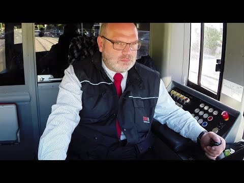 Ein Tag auf der Linie U43 - Stadtbahnfahrer-Reportage