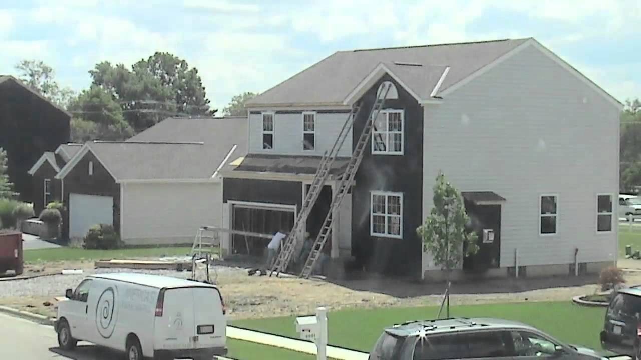 House Construction Time Lapse Youtube