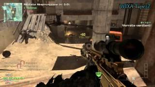 MW3 Sniper Montage #8 WIXA Clan