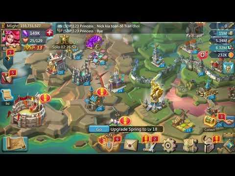 Is Lords Mobile Broken?!? New OP $11,000 Hero Lightweaver!!