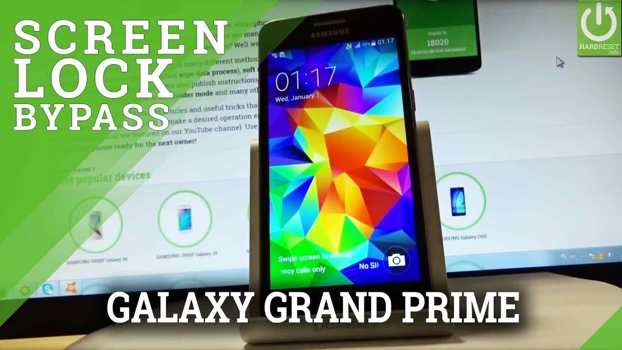 Hard Reset SAMSUNG G532F Galaxy Grand Prime Plus - HardReset info