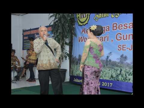 Halal Bihalal Ikatan Keluarga Wareng, Wonosari, Gunungkidul 2017
