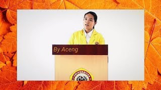 Gambar cover Pidato Bahasa Indonesia tentang Pendidikan   Kelompok 1  ULM   2017