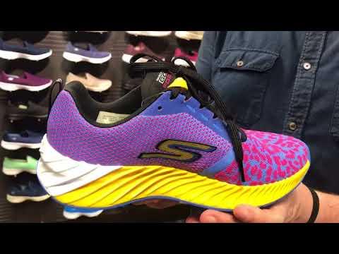 Asalto Imposible Pacer  Así son las nuevas zapatillas Skechers Go Run Forza 3 - YouTube