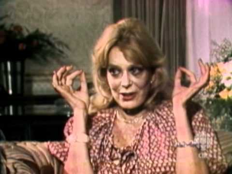 RetroBites: Mercouri on Garbo (1979) | CBC