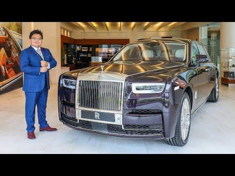 FIRST LOOK: 2018 Rolls-Royce Phantom in Malaysia – RM2.2 million