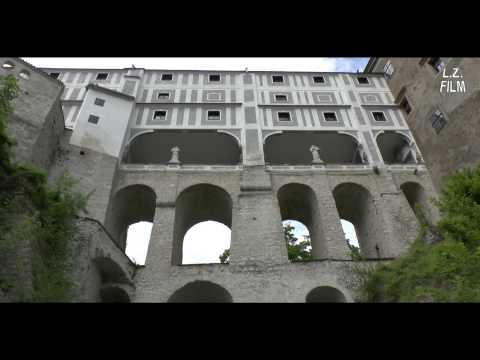Kafkas Schloss / Kafka's Castle? - Český Krumlov