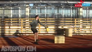 видео Несколько кроссфит программ тренировок для начинающих