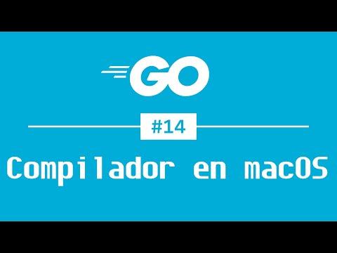 GoLang: instalando el compilador en macOS con Homebrew thumbnail