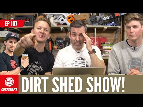 Go Mountain Biking With Friends Or Ride Alone? Dirt Shed Show Ep. 107