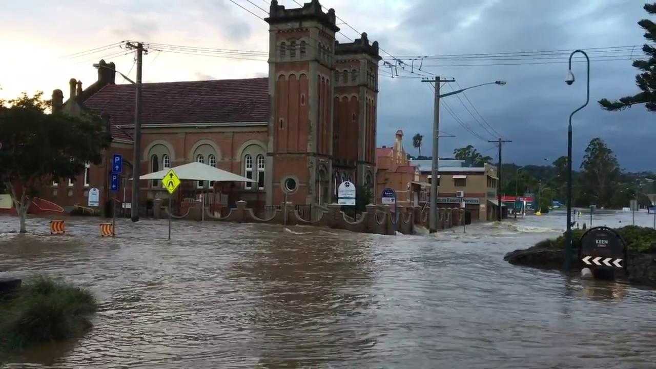 Download Video Lismore Flood March 31st, 2017