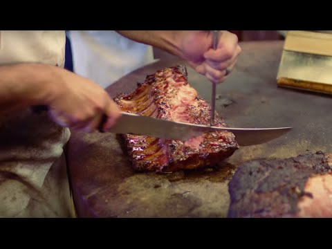 M&S Food: The Secret of Texas Style Barbecue