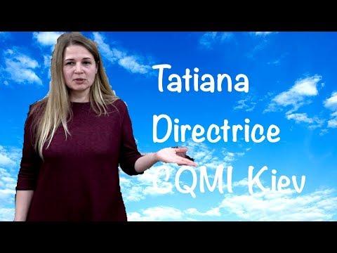Download Youtube: Tatiana, directrice CQMI à Kiev - Voyage groupe Novembre 2017