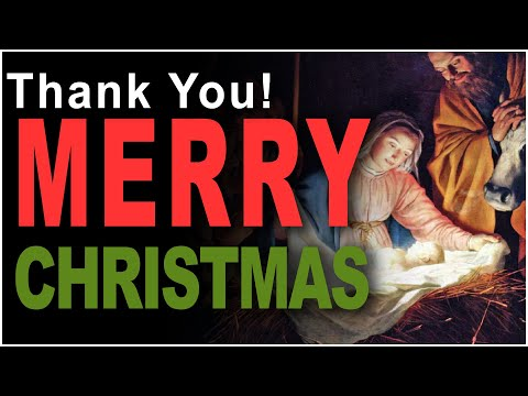 Merry Christmas and Thank you for everything!