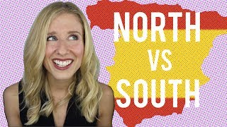 Is Northern Spain better than Southern Spain? 10 differences between the North and the South