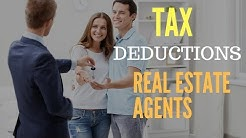 What Can I Deduct as a Real Estate Agent? | simpleetax