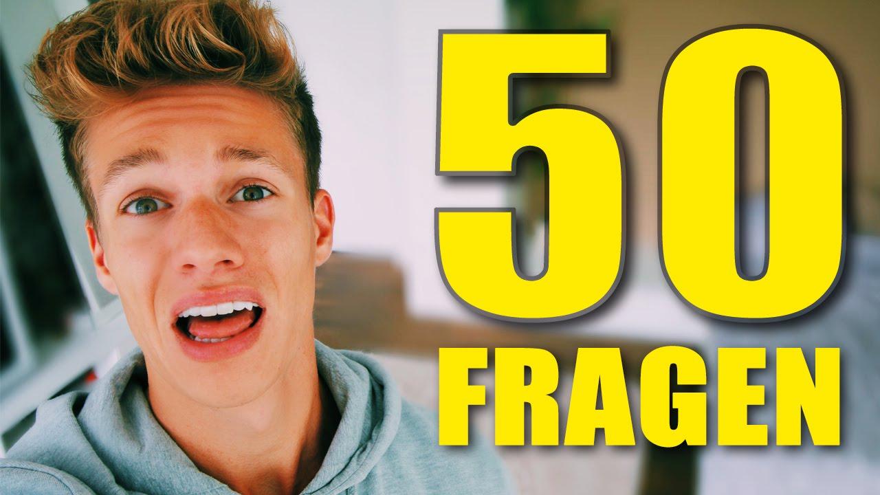 50 FRAGEN AN LUCA - YouTube