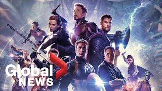 Avengers: Endgame UK Premiere