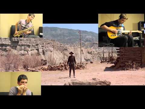 Ennio Morricone - Man With A Harmonica (cover) mp3