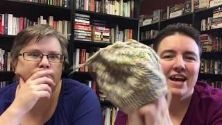 Ep. 26: Faking Sanity Knitting Podcast - Fibre Fest!