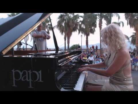 Alessandra Celletti piano piano on the road Completo NTW