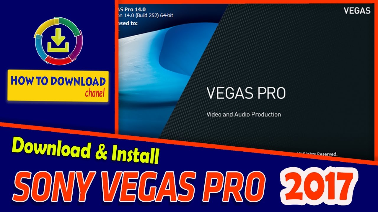 how to get sony vegas pro 14 for free 2017