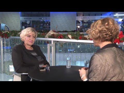 """Marina Jočić u emisiji """"Prelaz"""", RTV Budva, 22.12.2017."""