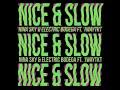 Nice & Slow - Nina Sky & Electric Bodega feat. 1WayTkt (Audio)