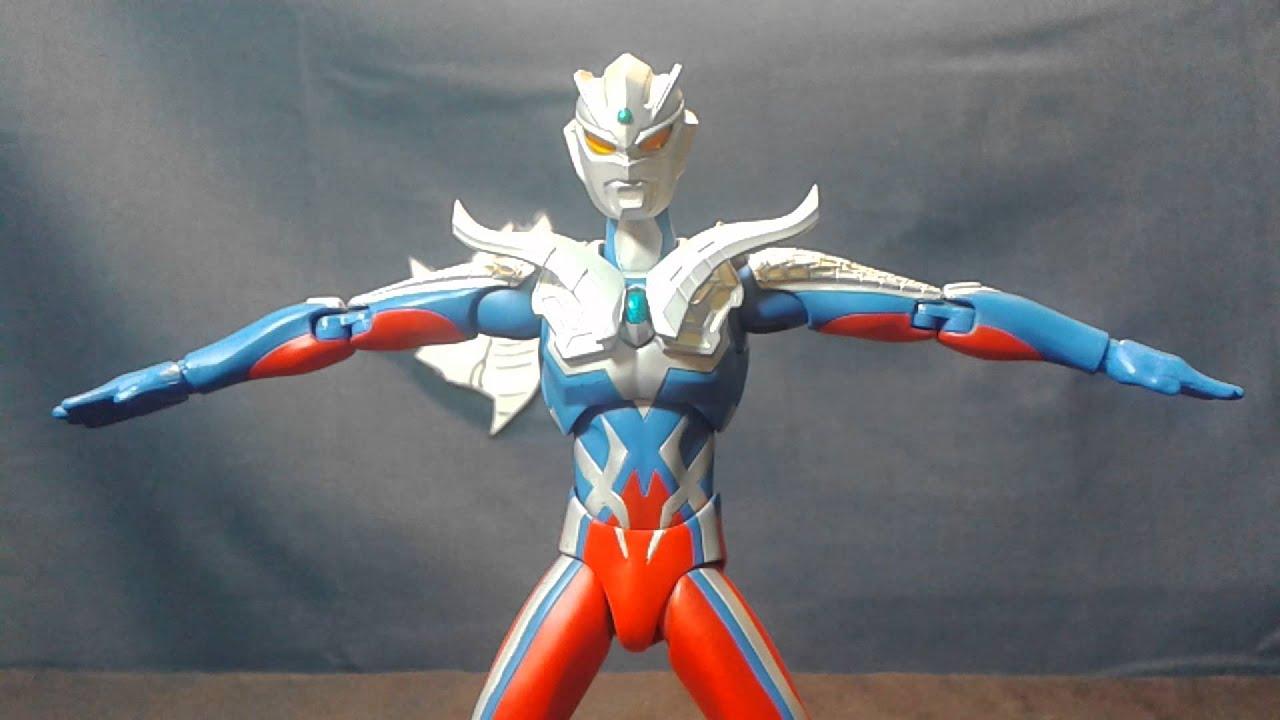 Ultra-Act Ultraman Zero Review