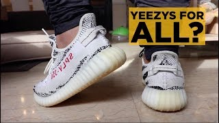 NO LINES, NO HASSLE FOR YEEZY 350 ZEBRA IN MANILA (RETAIL PRICE)