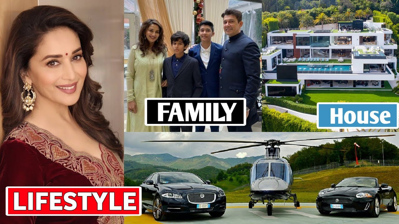 Download Madhuri Dixit Lifestyle 2020, Income, House, Husband, Son, Cars, Biography, Family & Net Worth