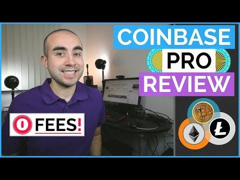 Coinbase Pro Review - How To Buy Bitcoin On Coinbase Without Fees