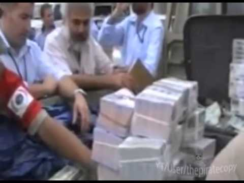 noyongulshan $2 million Libyan dinars at house in Sirte gaddfi